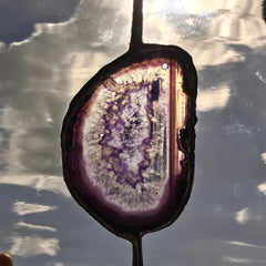Geode Stained Glass