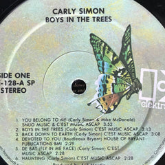 Carly Simon, Boys in the Trees