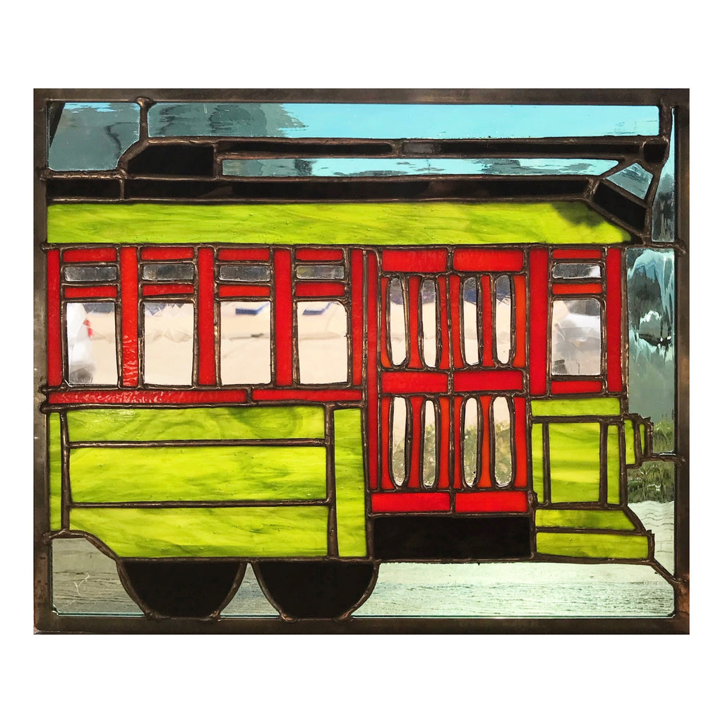 Stained Glass Streetcar
