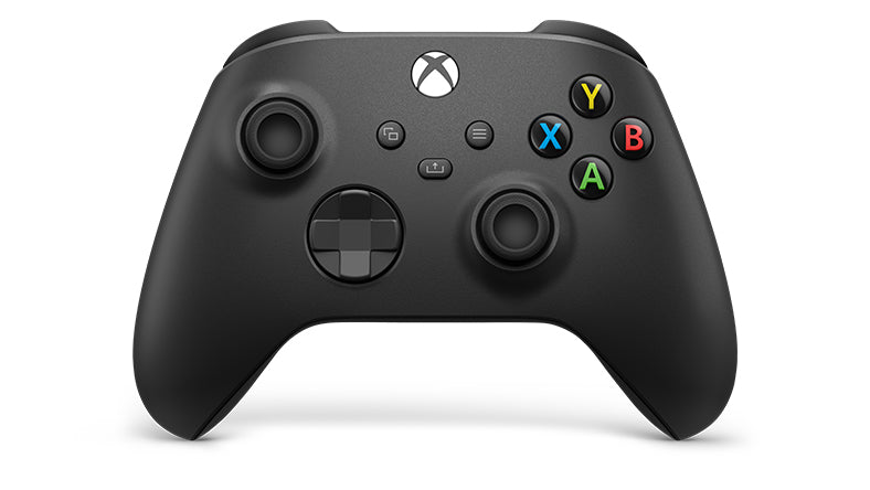 Wireless Controller - Carbon Black