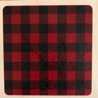 Clearance: Plaid Allover