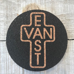 East Van Sign Black