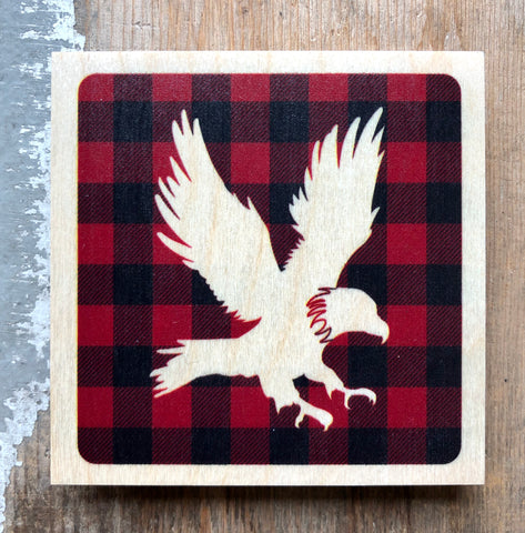 Plaid Eagle