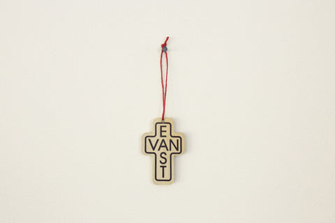 "4"" East Van Cross"