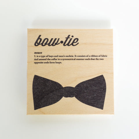 Bow Tie Definition