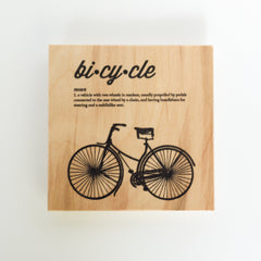 Bicycle Definition