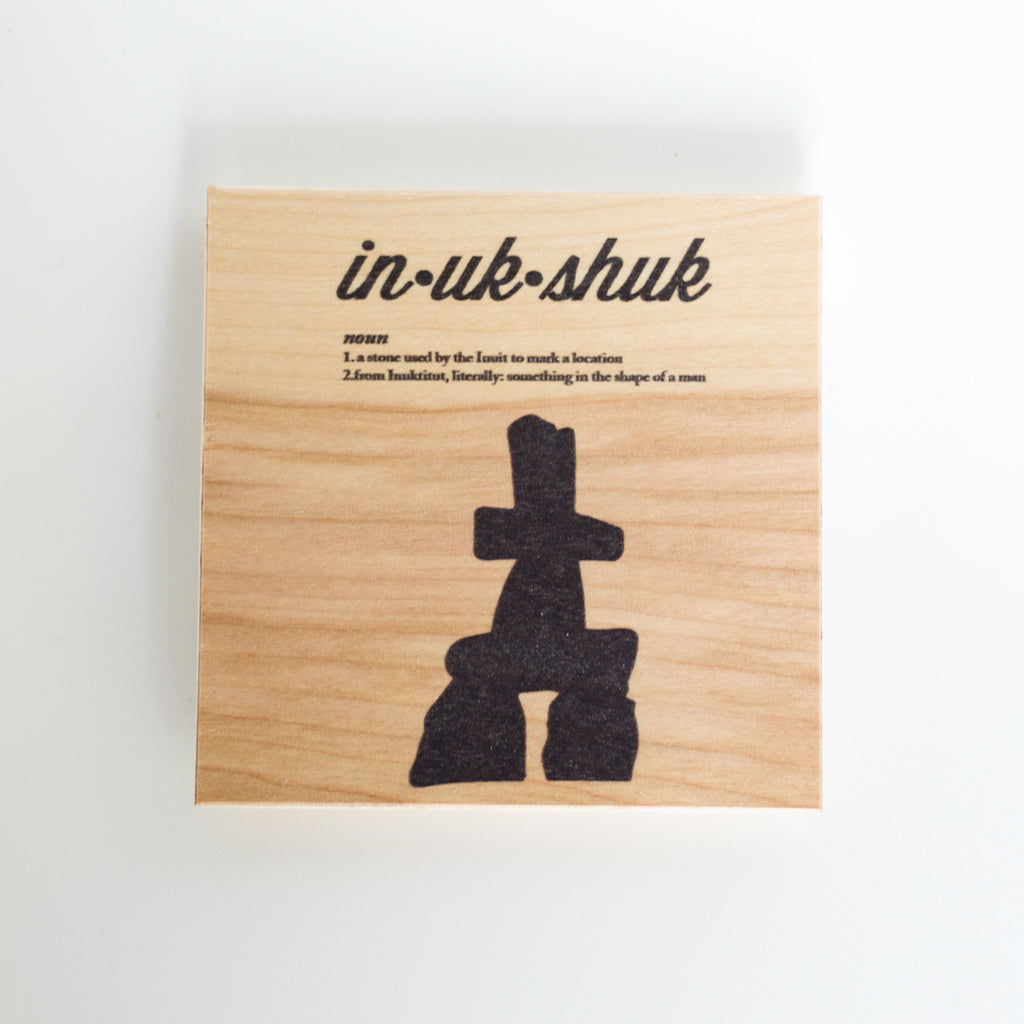 Clearance: Inukshuk Definition