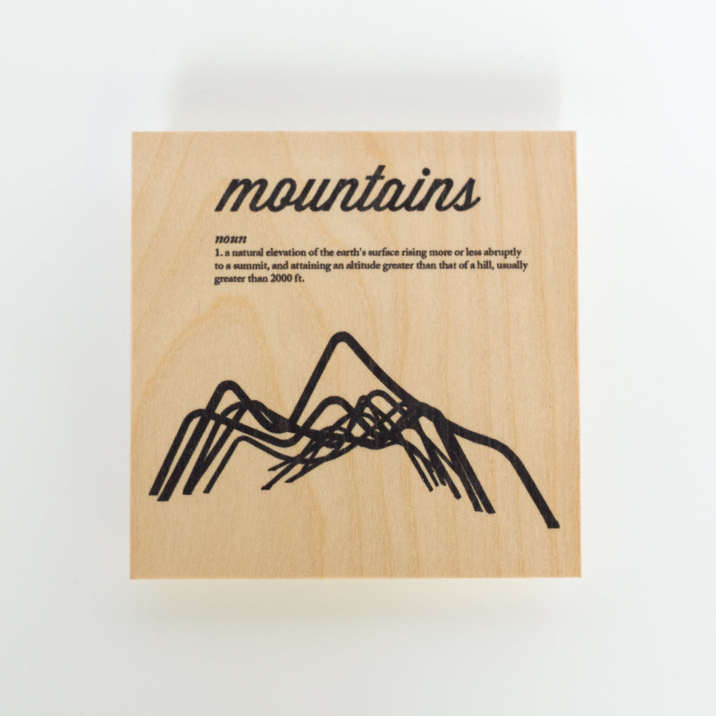Mountains Definition