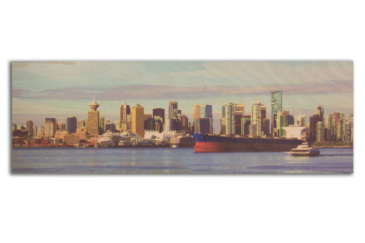 Color printing downtown vancouver - Vancouver Panorama
