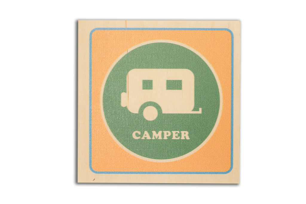Camp & Canoe - CAMPER
