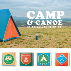 Clearance: Camp & Canoe - PADDLES