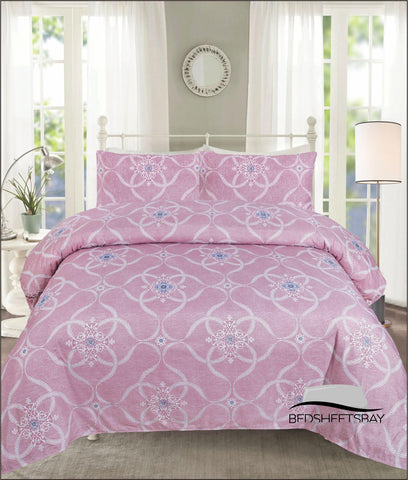 Swanky Pink Sheets