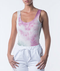 Tie Dye or Get left Behind Bodysuit