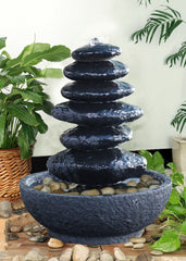 Bring the Outdoors In with Table Top Fountains
