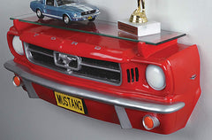 3D Car Shelves