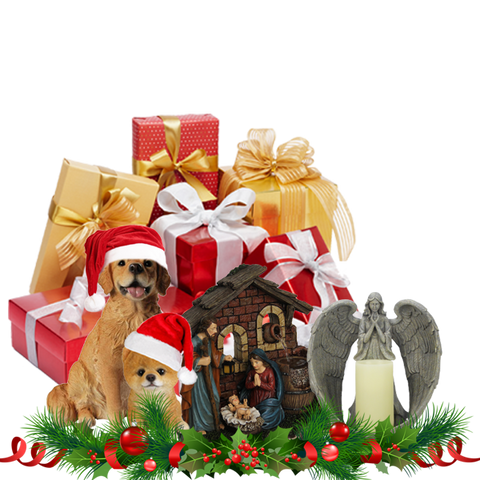 Beautiful & Decorative Christmas Gifts for Homes