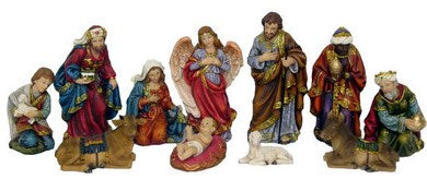 Oak Valley Décor Christmas Nativity Sets