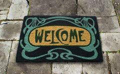 Unique Handmade Doormat