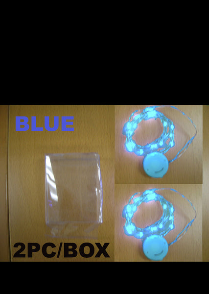Mini Blue LED String Lights