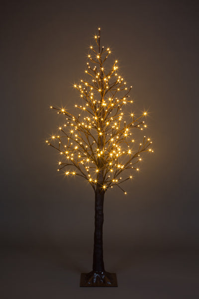 Floral Light Tree with 264 Warm White LED Lights