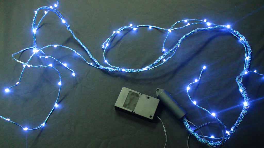 Buy Angel Led String Lights With 72 Leds Battery Operated