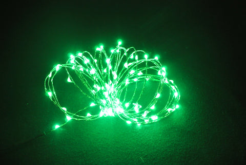 Tear Drop LED String Lights with 120 LEDs