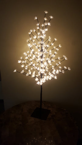 Floral Lights- Outdoor Cherry Blossom Tree Warm White 200 LED