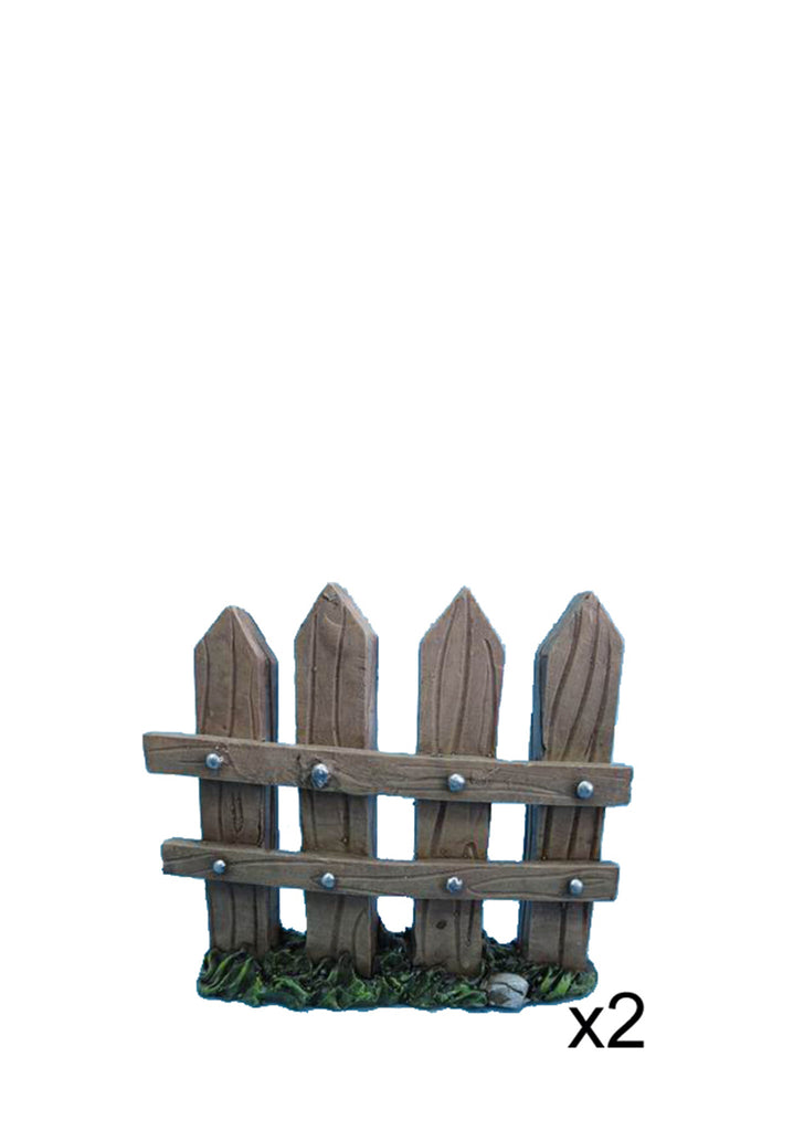 Fairy Garden Fence Set of 2 Large