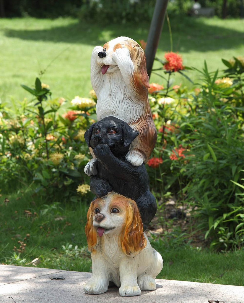 Stacking Dogs-Hear/See/Speak No Evil