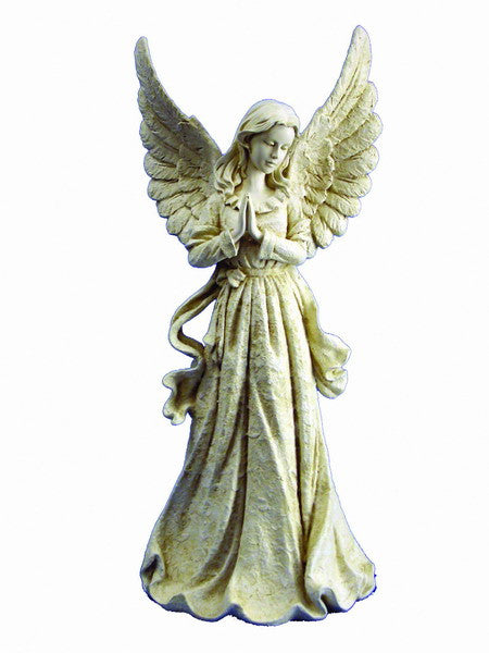 Standing Angel with Wings Up