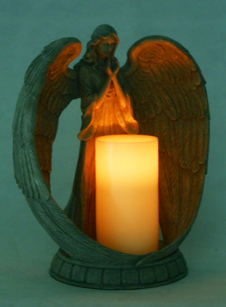 Buy Angel Flameless Candle Holder For Sale Online In Usa