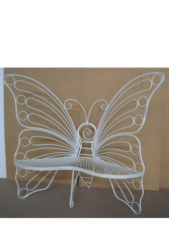 Buy Butterfly Garden Chair White For Sale Online In Usa