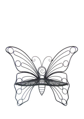 Butterfly Garden Chair - Black