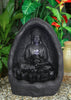 Buddha in Grotto Fountain with LED