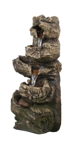 Fountain-Multi Level Branches with 2 LED