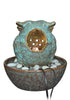 Owl In Bowl Fountain