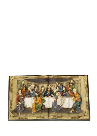 Last Supper Wall Plaque