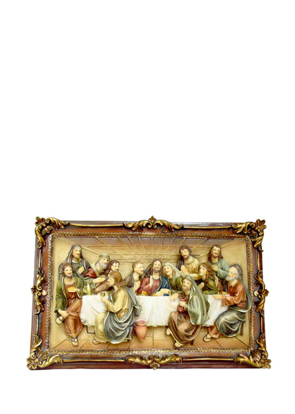 Last Supper 3D Picture Frame