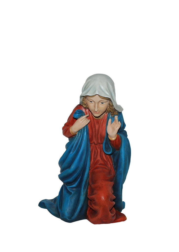 Mary Nativity Garden Statue (Large)