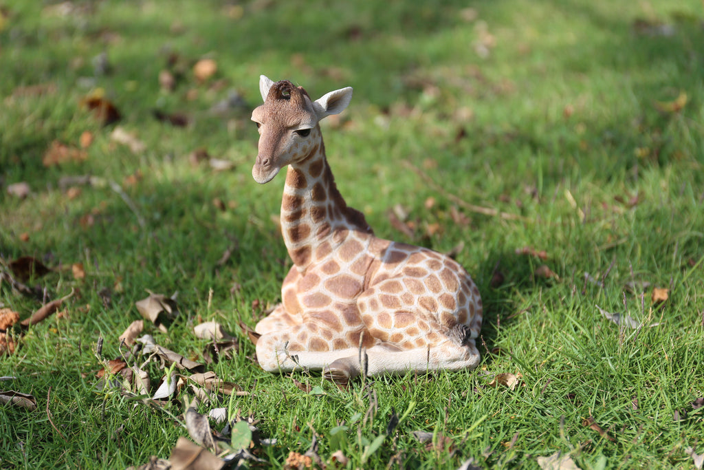 Pet Pals - Giraffe Laying Down