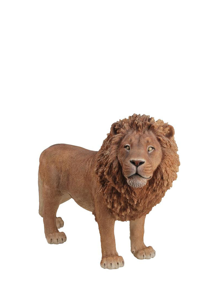 Majestic Lion Garden Statue - Large