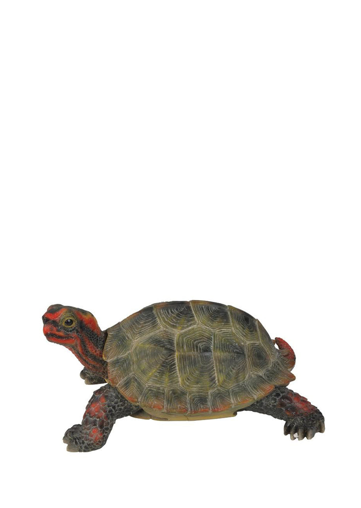 Japanese Land Turtle Garden Statue - Small