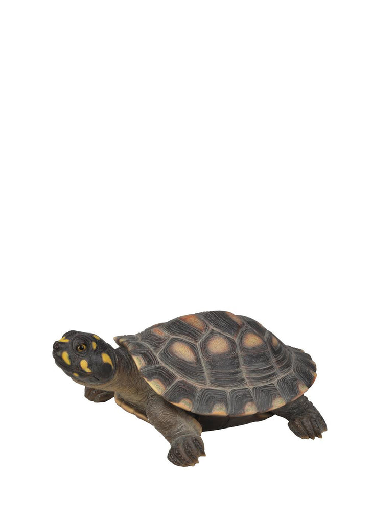 Spotted Turtle Garden Statue - Large