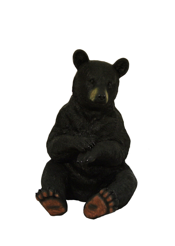 Buy Sitting Bear Garden Statue For Sale Online In Usa