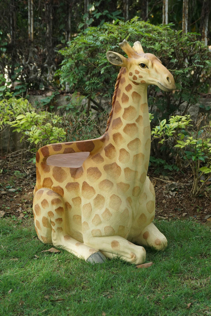 Chair - Giraffe 38.5 Inch Tall - Indoor/Outdoor
