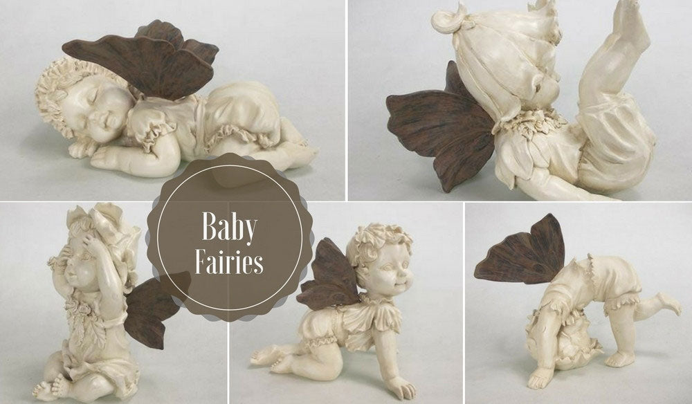 angel statues, angel sculptures, fairy  statues