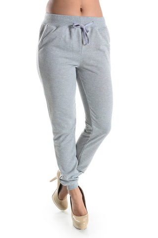French Terry Joggers - LAQUOR - 1