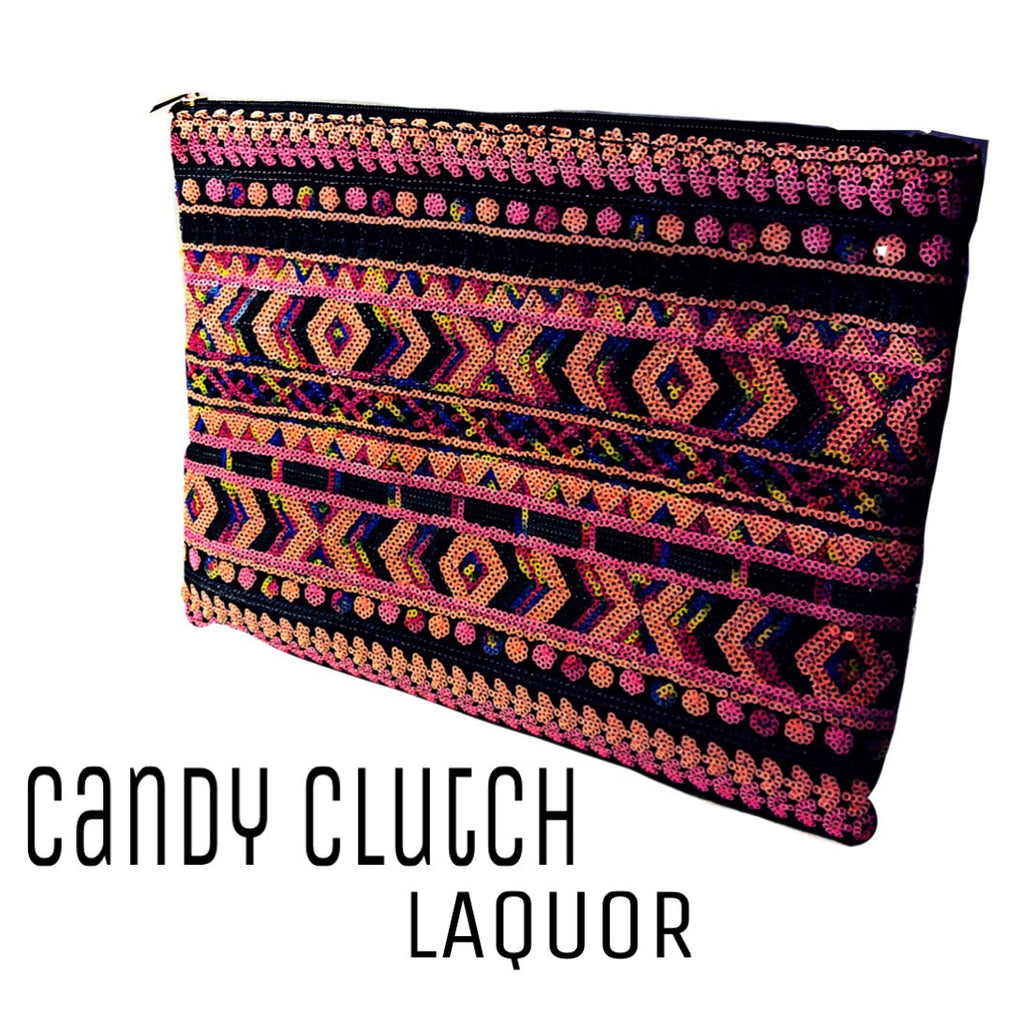 Candy Clutch - LAQUOR