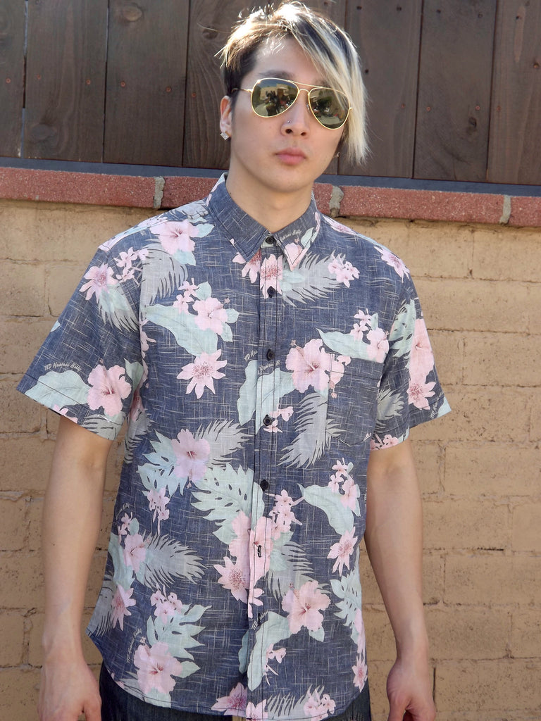 Hawaii Short Sleeve - LAQUOR - 1
