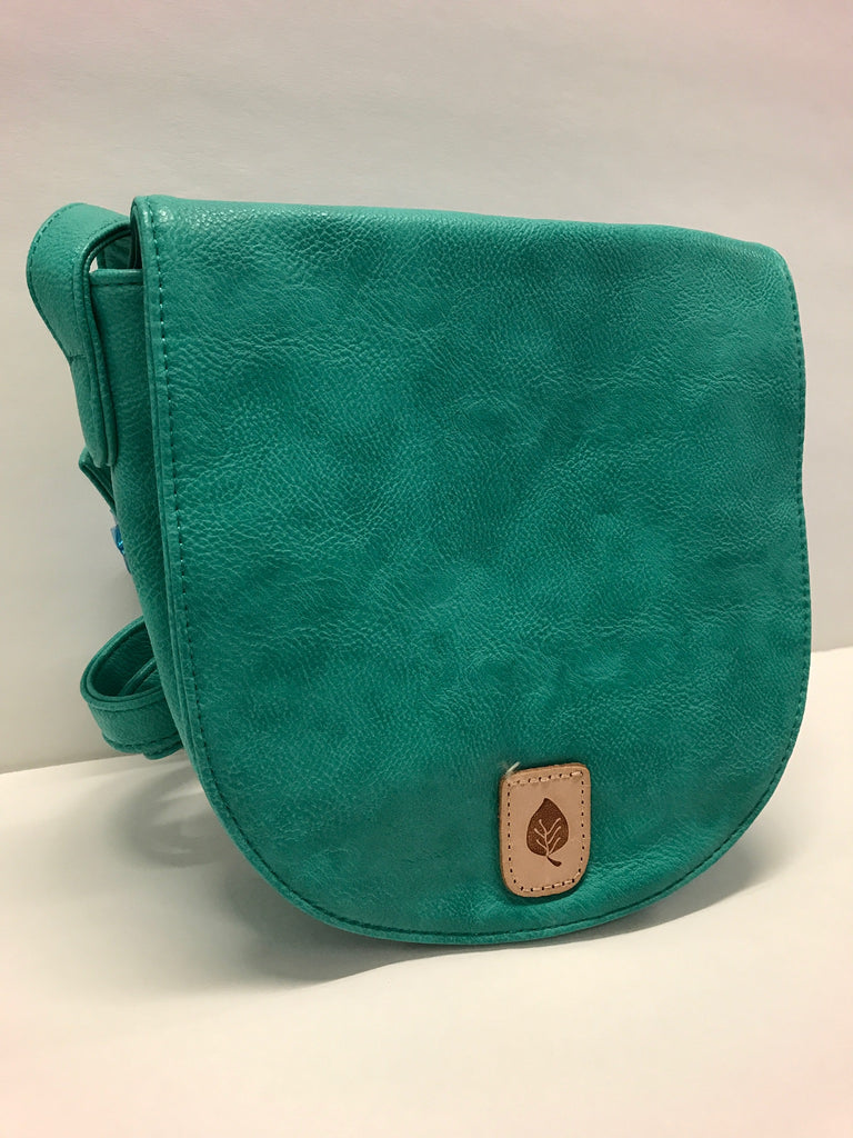 Teal Crossbody